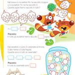 illustrazione per volume di matematica